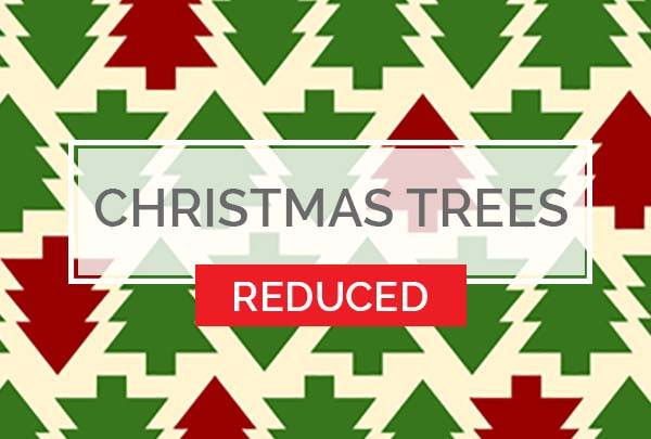 Christmas Trees Reduced