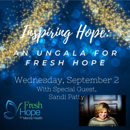 Picture of A Virtual Fundraising Event with Sandi Patty!