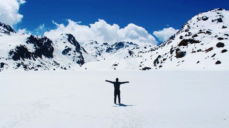 Langtang Region Trekking, Nepal