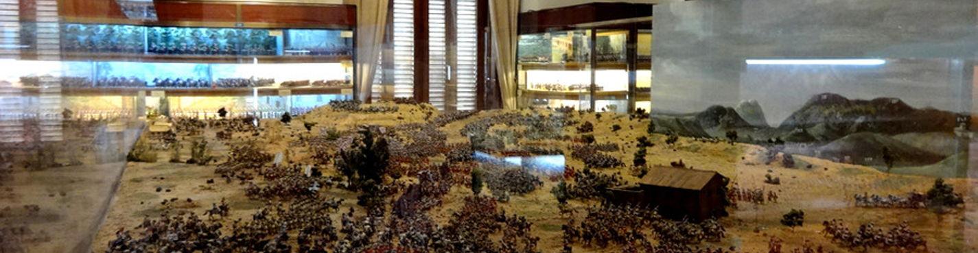 Музей 90 000 оловянных солдатиков