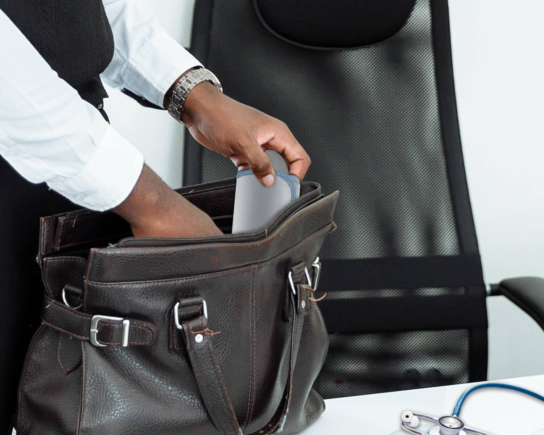 جهاز مراقبة ضغط الدم اللاسلكي AirBP ™ Plus
