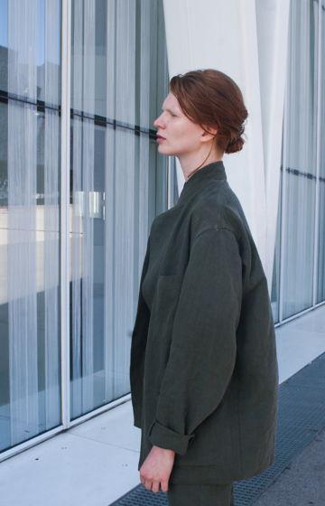 Летняя куртка/пиджак цвета #52 - haki