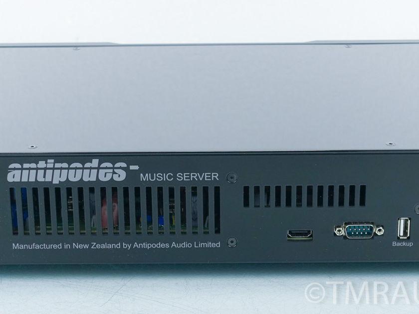 Antipodes Audio DX Music Server;  2TB(8565)