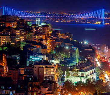 Огни Стамбула