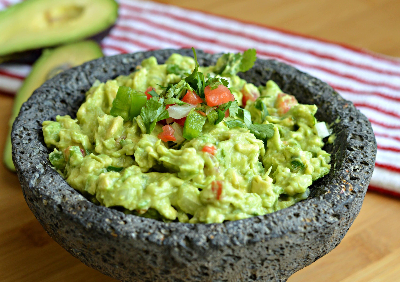 My Latina Table Guacamole Recipe
