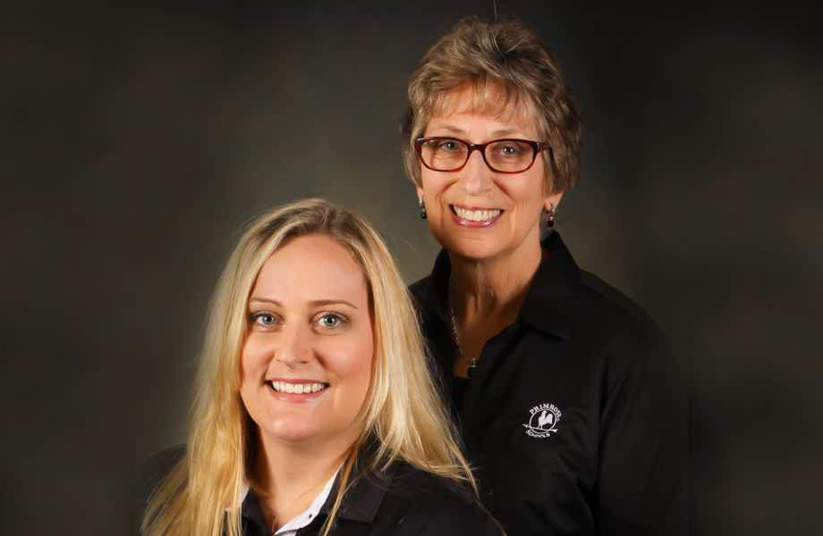 Franchise Owners of Primrose School Cynthia Facemire and Rebecca Frizzell