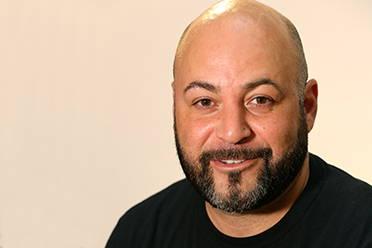 Toronto Men's Room Manager Monty Tayara