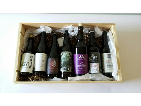 Local Craft Beer Crate