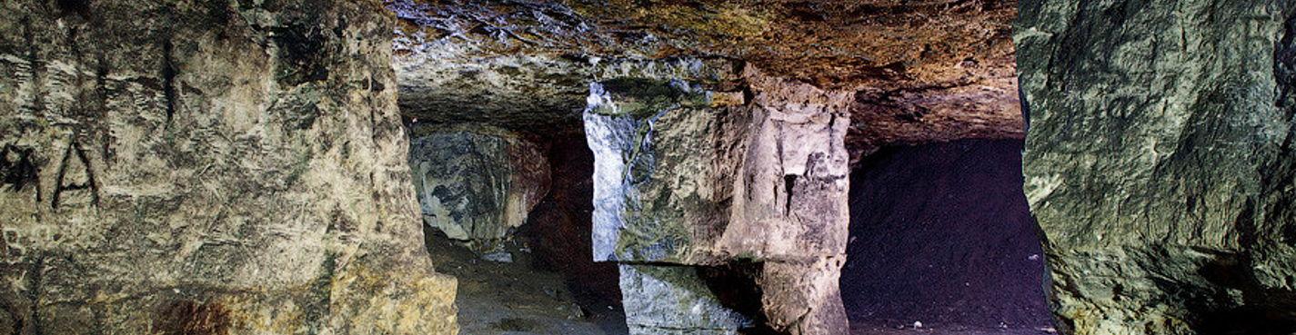 Экскурсия в Сьяновские Каменоломни (Сьяны)