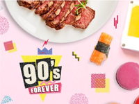 90's Forever Evening Brunch image
