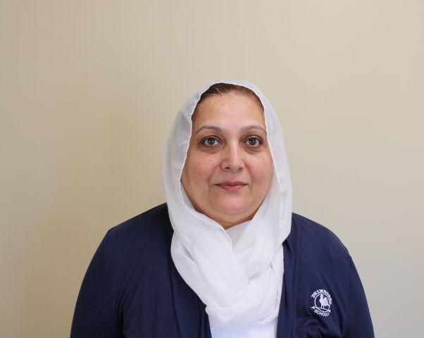 Ms. Amna , Assistant Private Pre-K 1 Teacher