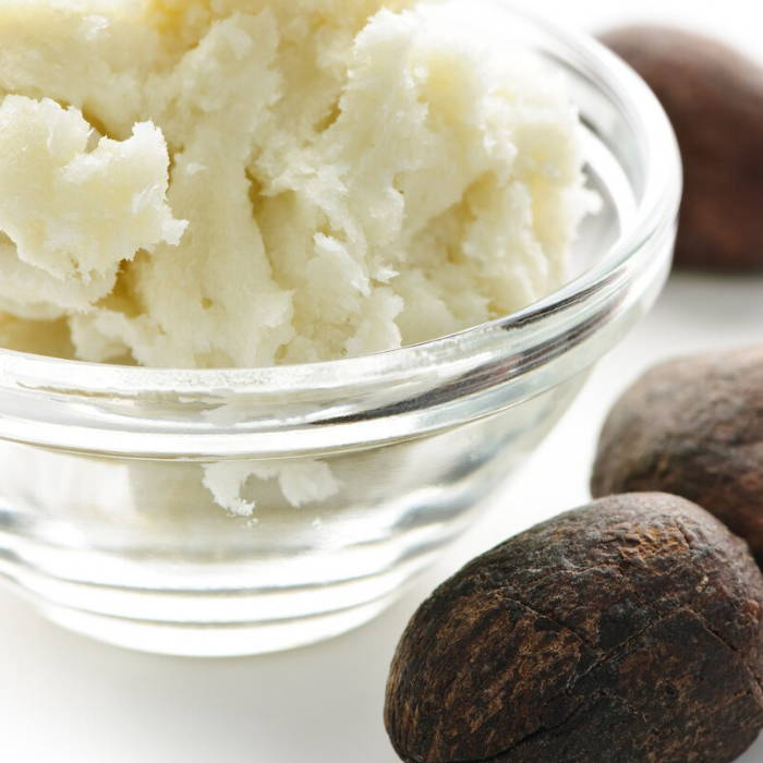 Natural skincare. Shea Butter
