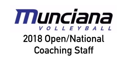 Image for 2018 Open/National Coaches