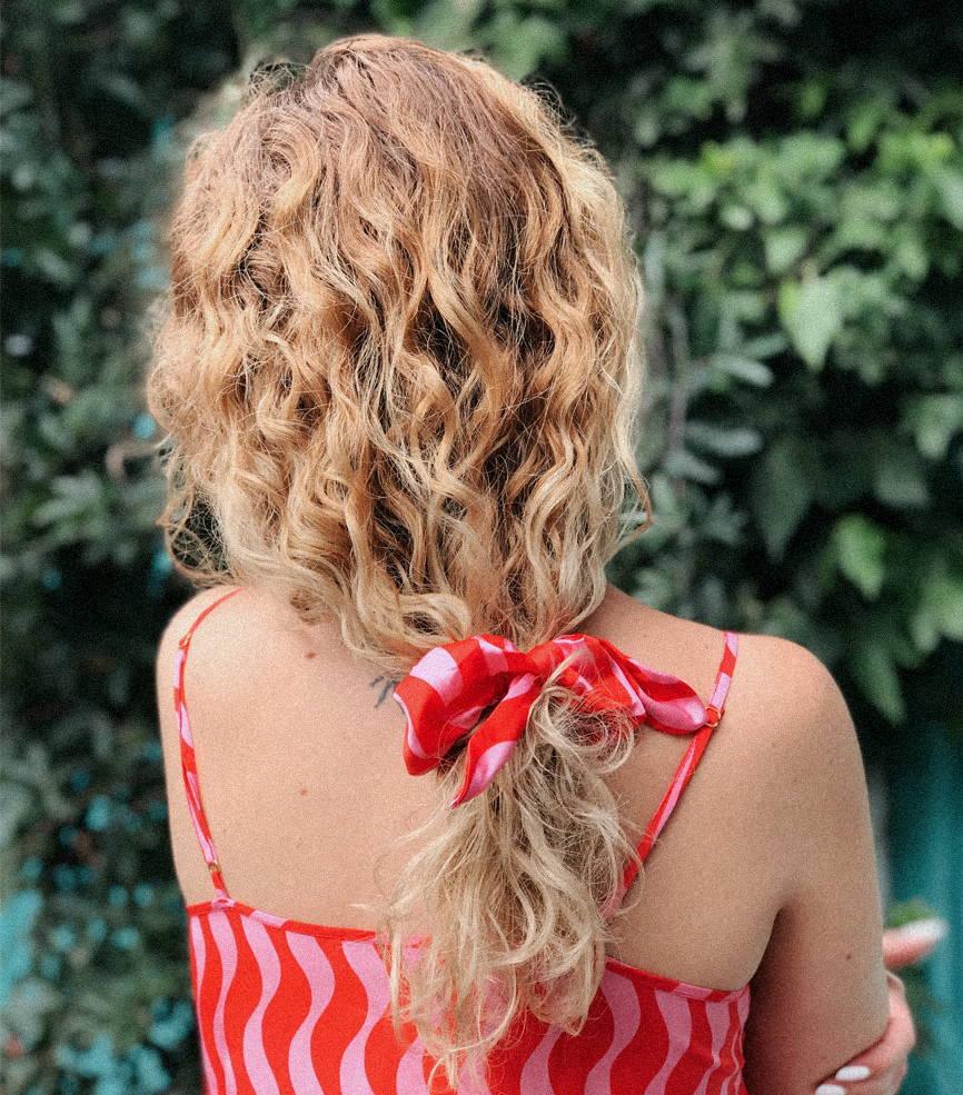 YOLKE Silk Hair Accessories