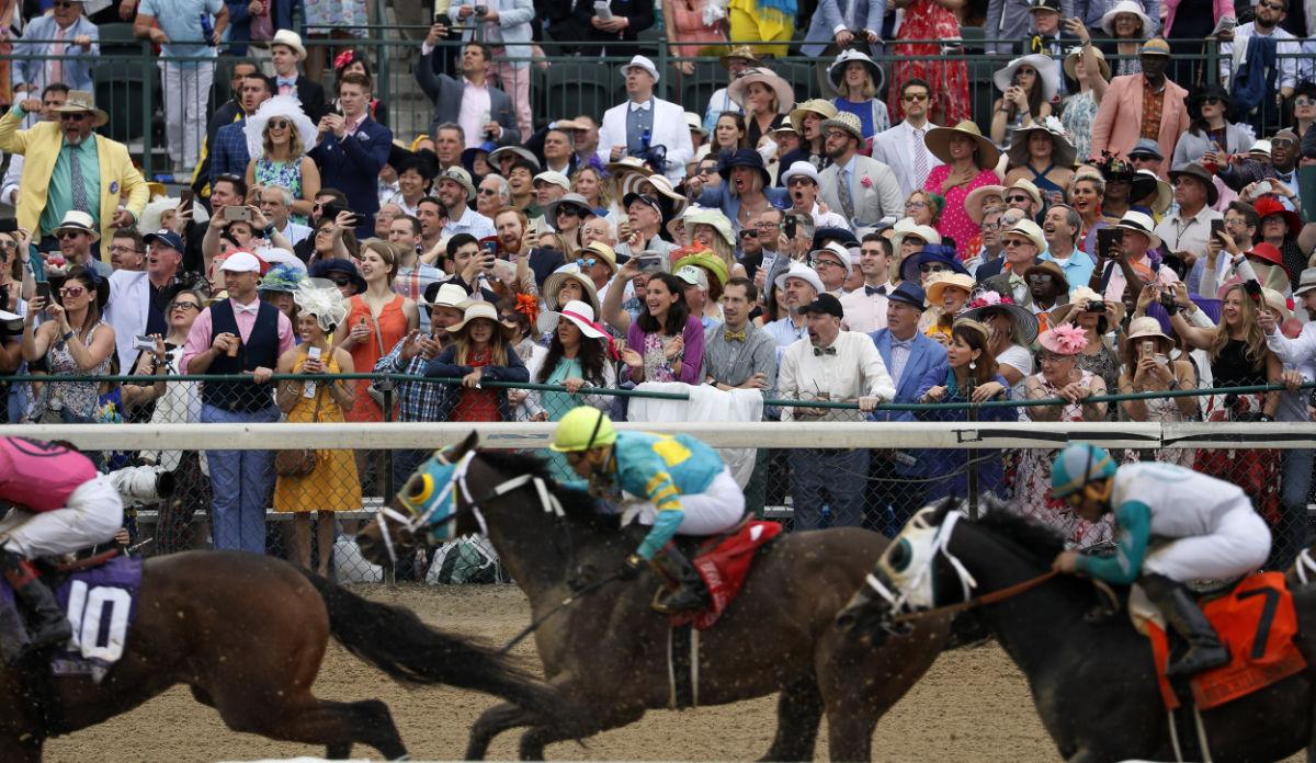 Kentucky Derby betting odds