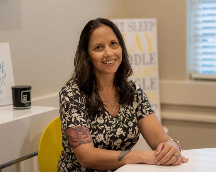 Jennifer Holguin , Lead Early Preschool II Teacher