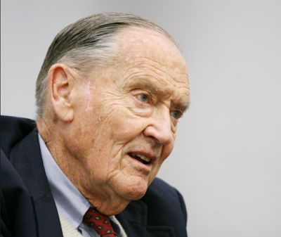 John Bogle to Congress: 'Substantial profits we might otherwise make, which came to $19 billion in 2013 alone, were in effect, rebated to our shareholders in the form of lower costs.'