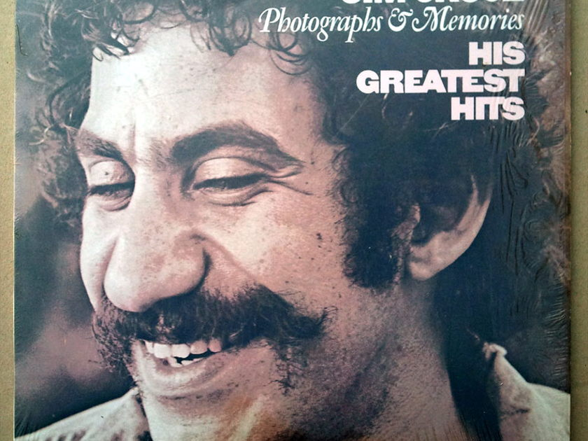 Jim Croce - Photographs & Memories - - His Greatest Hits