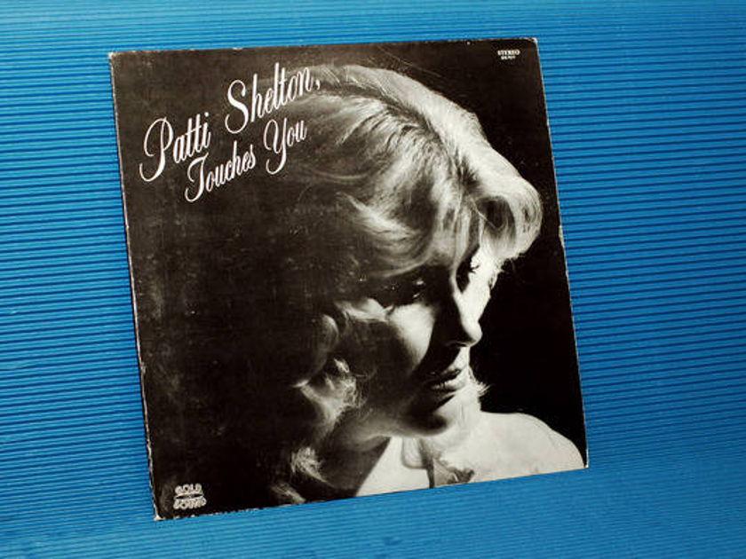 """PATTI SHELTON -  - """"Touches You"""" -  Gold Sound Records 1980"""