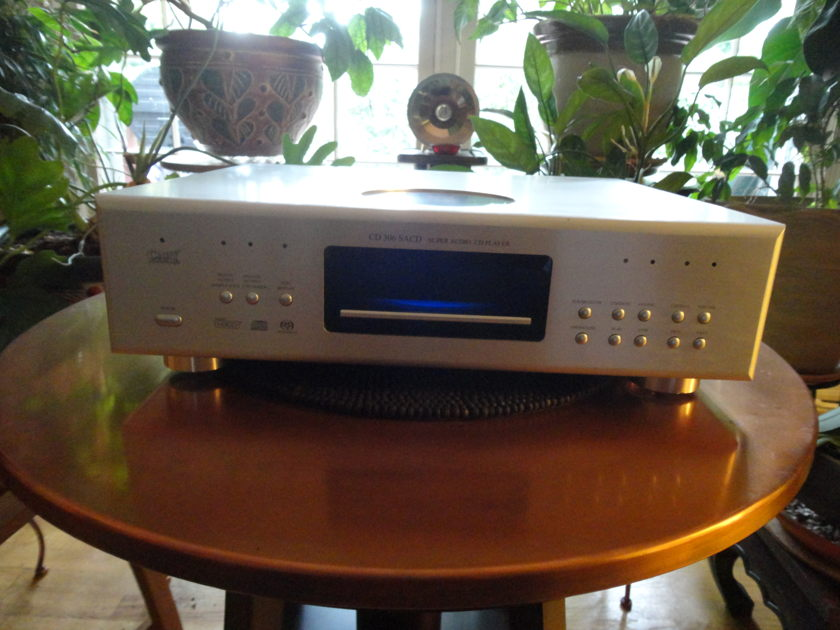 Cary Audio 306/SACD Silver