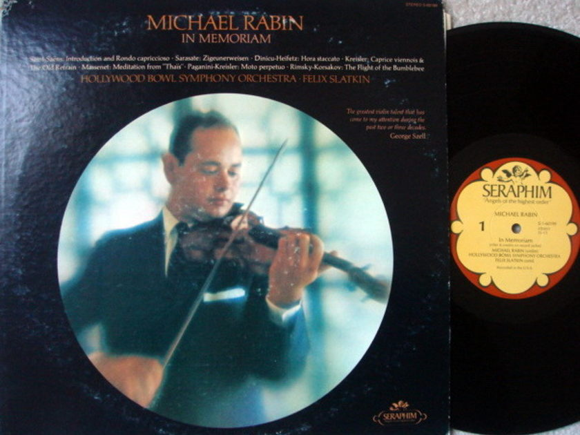 EMI Angel / MICHAEL RABIN - Magic Bow Re-Issue, NM!
