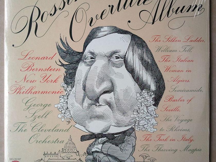 SEALED/Columbia/Szell/Rossini - Overtures / 2-LP Set