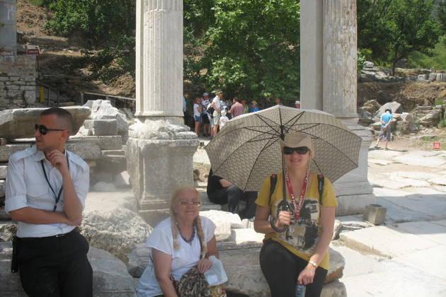 Античный город Эфес