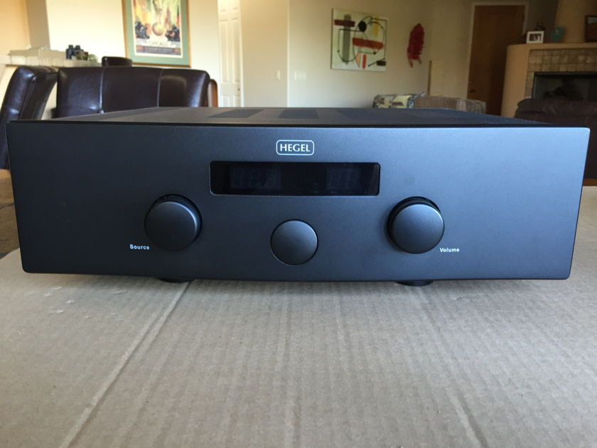 Hegel H-300 Integrated Amplifier with built in DAC