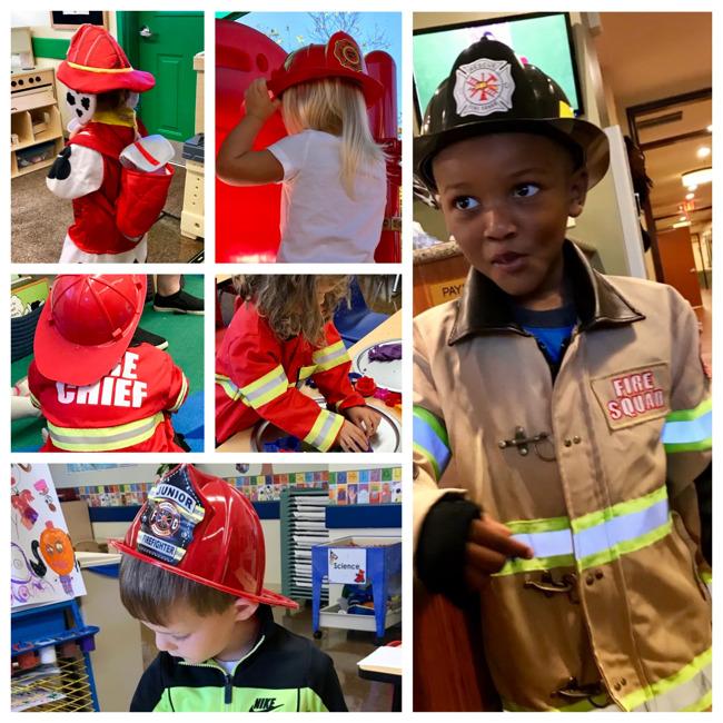 Fire Prevention Week Celebration Primrose School Chapel Hill