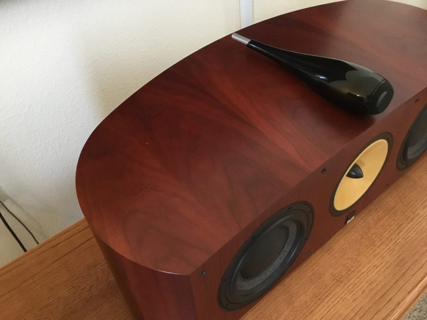 Bowers and Wilkins 802D and HTM2D AMAZING FRONT END SPEAKERS first generation diamonds - D1