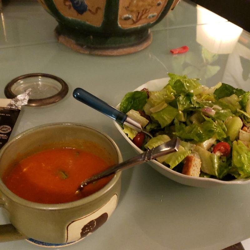 Tomaro soup