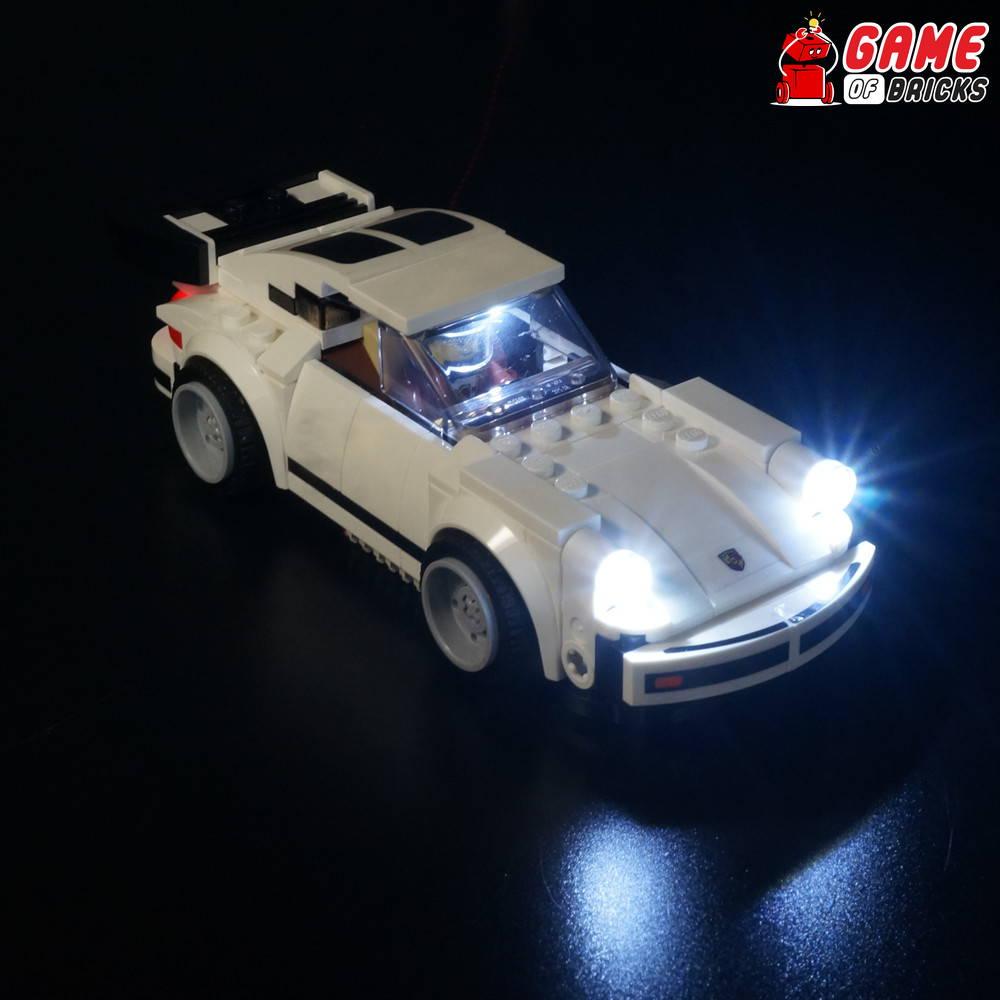 lego 75895 lights