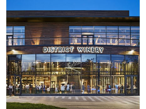 District Winery Tour and Tasting for Two