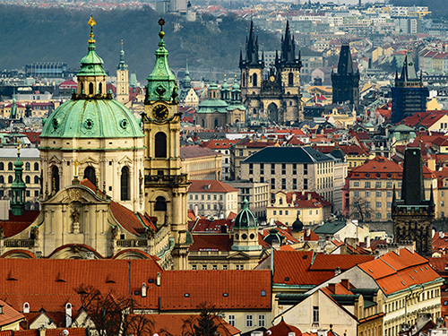 Real estate market Prague: Residential property prices at consistently high level