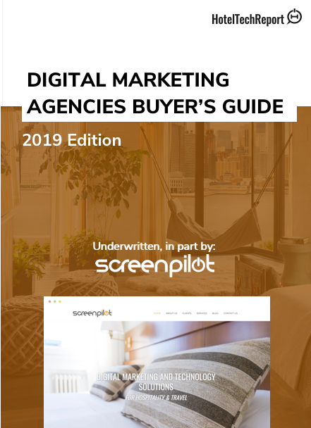 The 2019 Hotelier's Guide to Digital Marketing Agencies