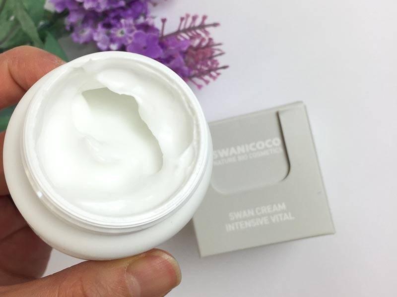 Swanicoco Swan Cream Intensive Vital