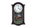 Secretariat Wall Clock by Susie Morton