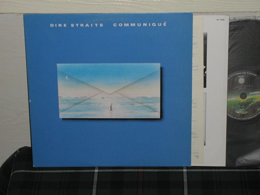 Dire Straits - Communique (Pics) HQ Jpn Import LP