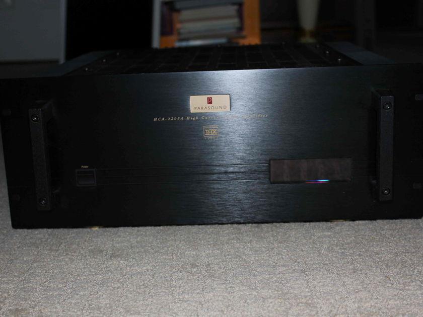 Parasound 2205A 5 Channel Amplifier