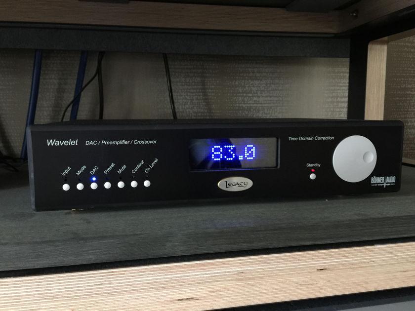 Legacy Audio Aeris w/ Wavelet DAC/Crossover