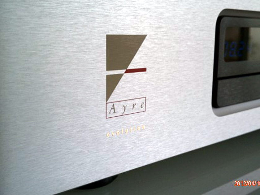 Ayre CX-7e // factory Evolution, excellent cond