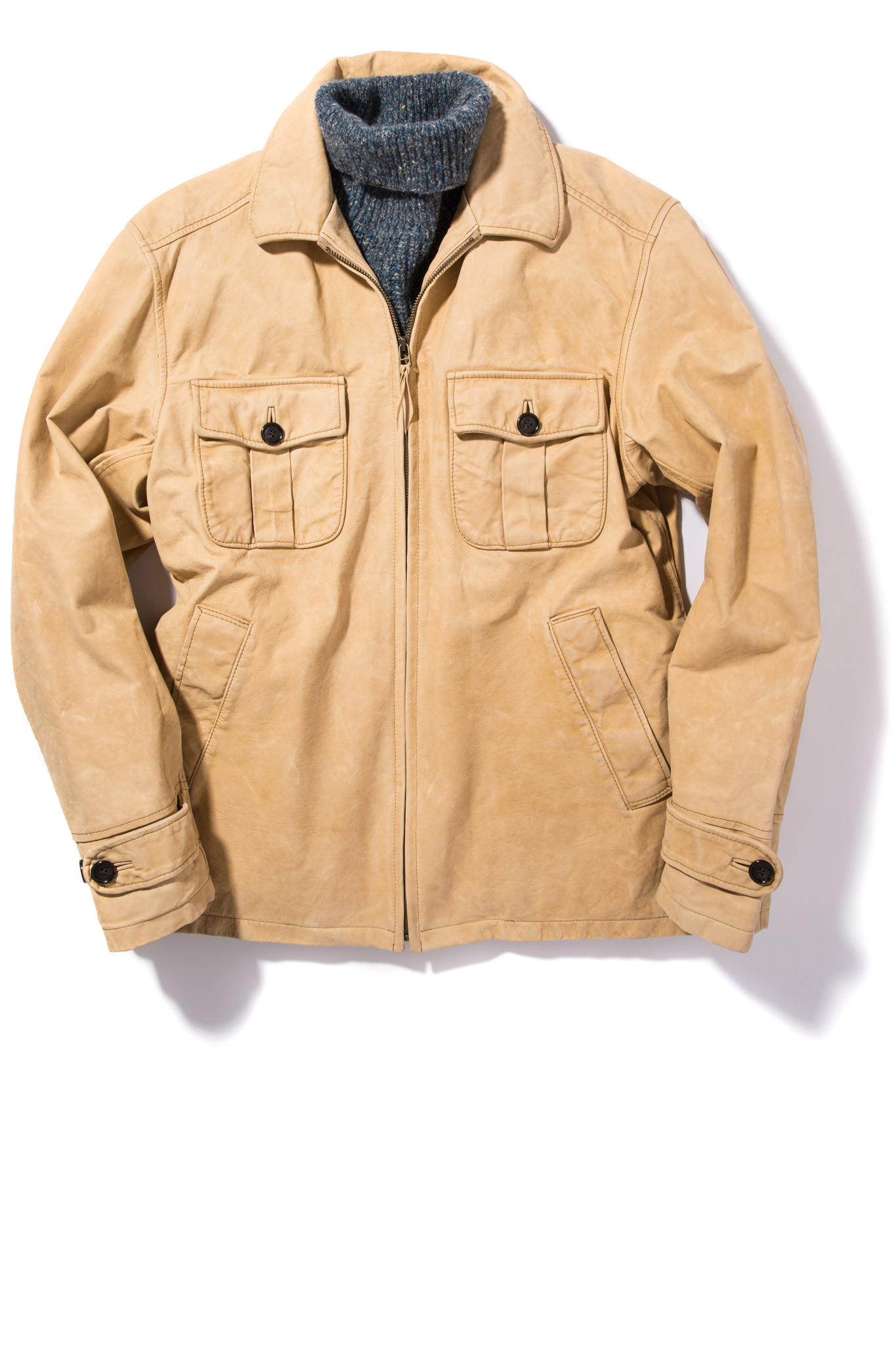 Axel's Hemingway Jacket