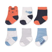 Child of Mine infant boy socks