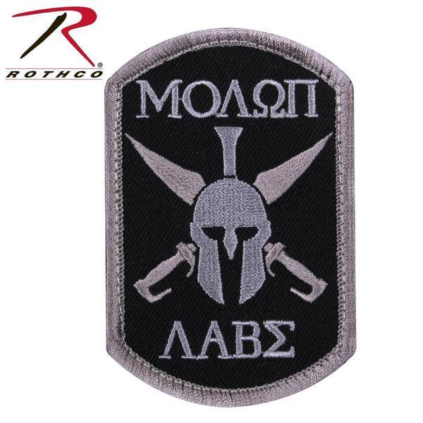 morale patches military police velcro tactical