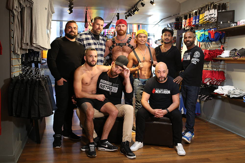 Toronto Men's Room Staff