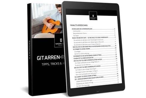 MORIATY Music - Gitarren E-Book