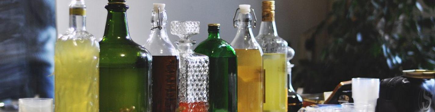 Эстетика потребления алкоголя в городе