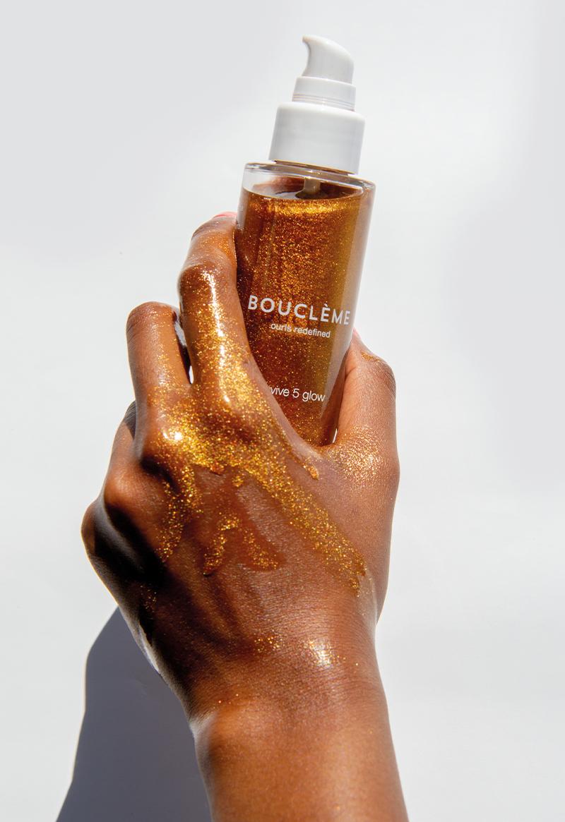 Revive 5 Glow | Curly Hair Oil | Bouclème