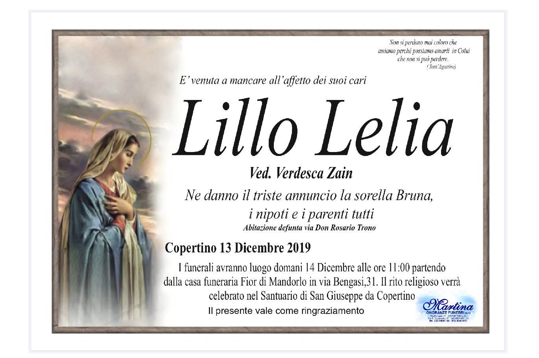 Lelia Lillo