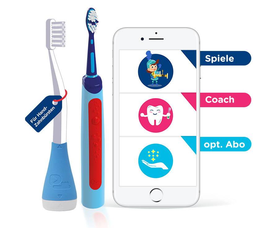 Playbrush Gesunde Zähne Und Spaß Beim Zähneputzen Playbrush Gmbh